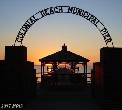 Lot 32 Monroe Bay Circle Circle, Colonial Beach, VA 22443 (#WE9971186) :: Pearson Smith Realty