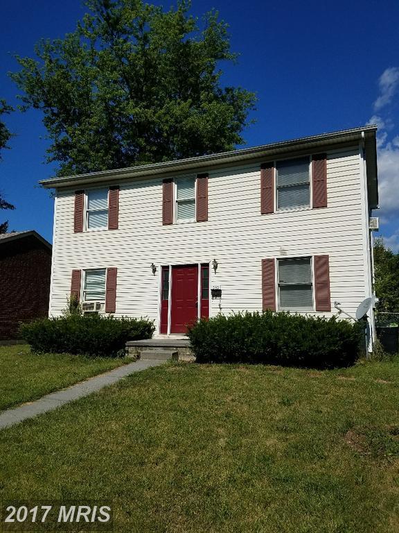 535 Smithfield Avenue, Winchester, VA 22601 (#WI10045870) :: Pearson Smith Realty