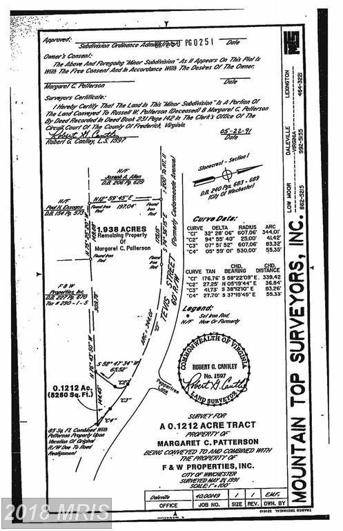 375 Tevis Street, Winchester, VA 22601 (#WI10132210) :: Pearson Smith Realty