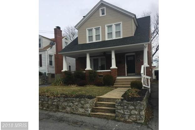 308 Bellview Avenue, Winchester, VA 22601 (#WI10159065) :: Green Tree Realty