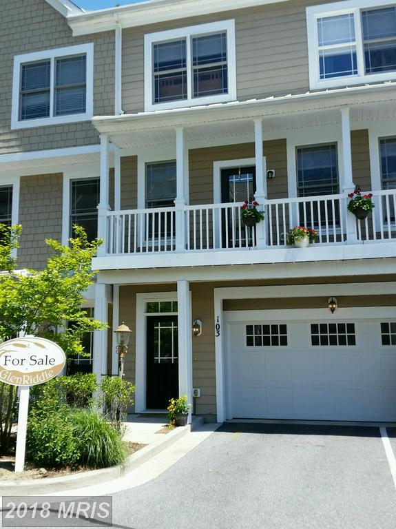 11960 War Dancer Lane W #103, Berlin, MD 21811 (MLS #WO10154868) :: RE/MAX Coast and Country