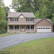 3651 Blue Mountain Road, Front Royal, VA 22630 (#WR10043197) :: Pearson Smith Realty