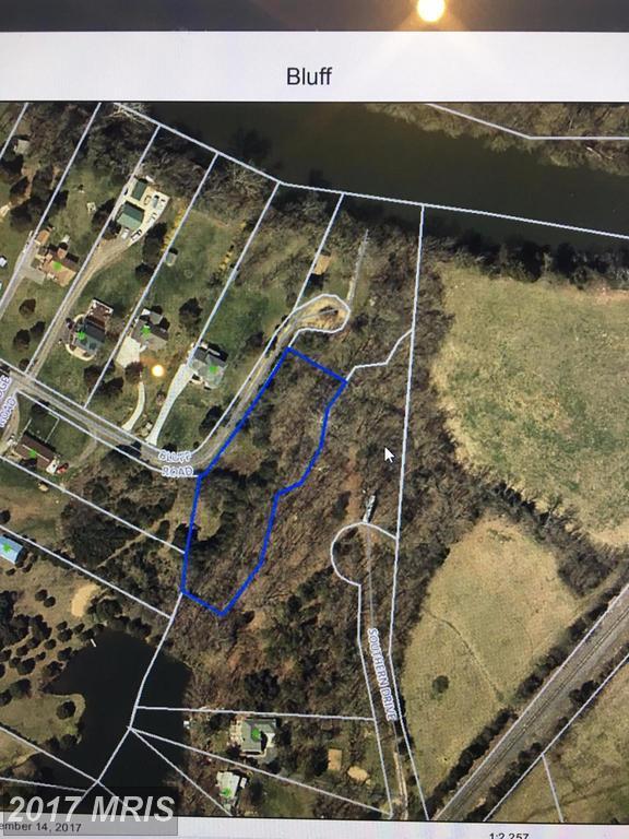Bluff Road, Strasburg, VA 22657 (#WR10120379) :: Pearson Smith Realty