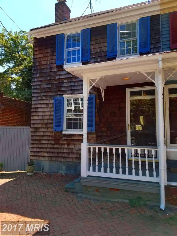 215 Prince George Street, Annapolis, MD 21401 (#AA10029820) :: Pearson Smith Realty