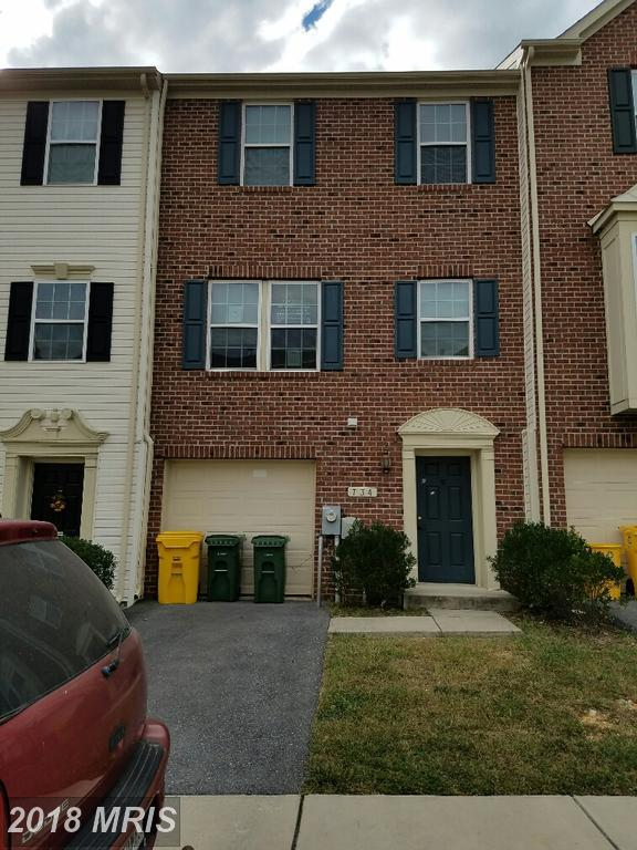 734 Olive Wood Lane, Baltimore, MD 21225 (#AA10097258) :: Pearson Smith Realty