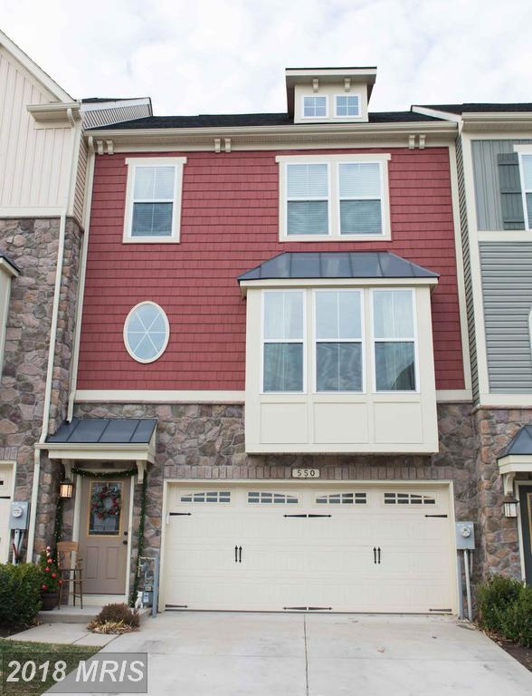 550 Fox River Hills Way, Glen Burnie, MD 21060 (#AA10123756) :: Pearson Smith Realty