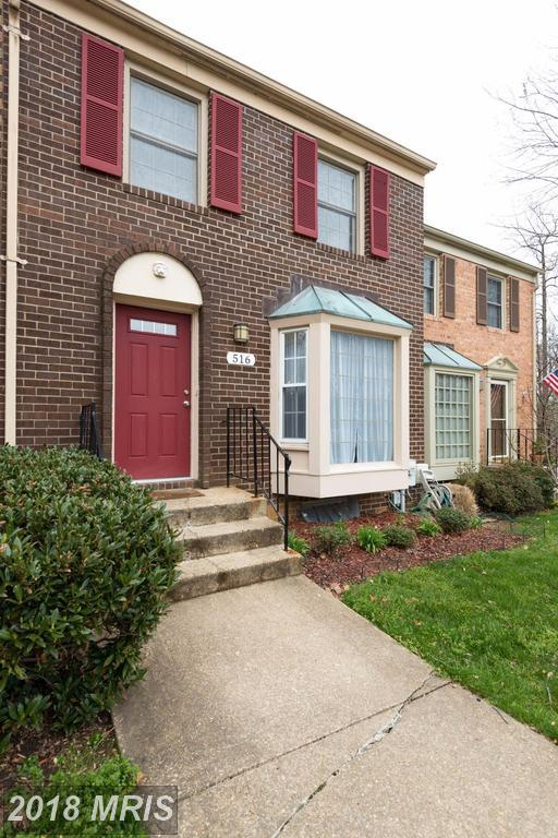 516 Andrew Hill Road #135, Arnold, MD 21012 (#AA10191044) :: Jim Bass Group of Real Estate Teams, LLC