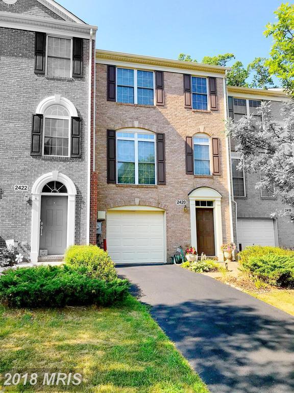 2420 Killarney Terrace, Odenton, MD 21113 (#AA10293408) :: Maryland Residential Team