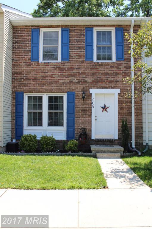 208 Michele Circle, Millersville, MD 21108 (#AA9966675) :: Pearson Smith Realty