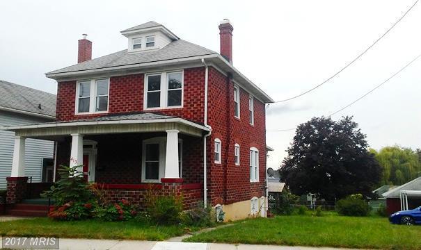 413 Oldtown Road, Cumberland, MD 21502 (#AL10060601) :: LoCoMusings
