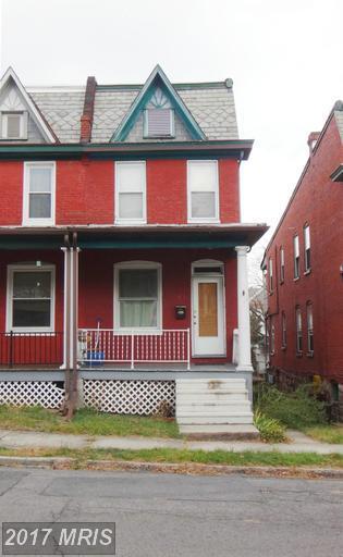 217 Saratoga Street, Cumberland, MD 21502 (#AL9825885) :: LoCoMusings