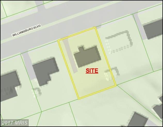 5506 Williamsburg Boulevard, Arlington, VA 22207 (#AR10041935) :: Arlington Realty, Inc.