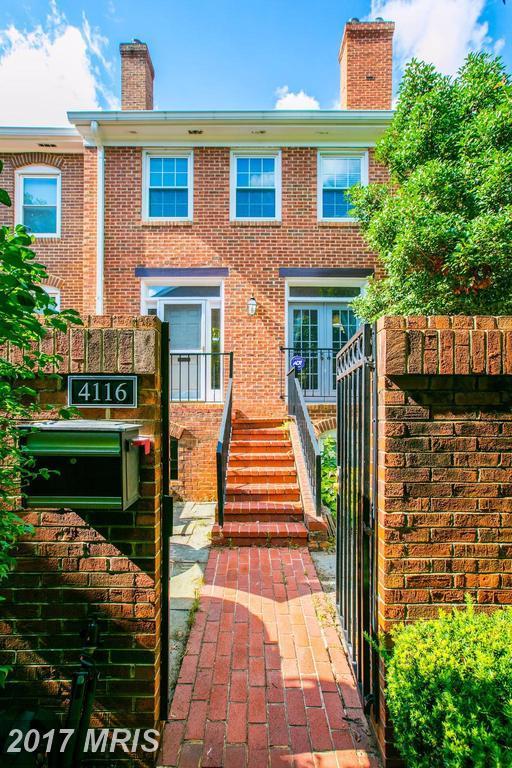 4116 11TH Street N, Arlington, VA 22201 (#AR10051306) :: Pearson Smith Realty