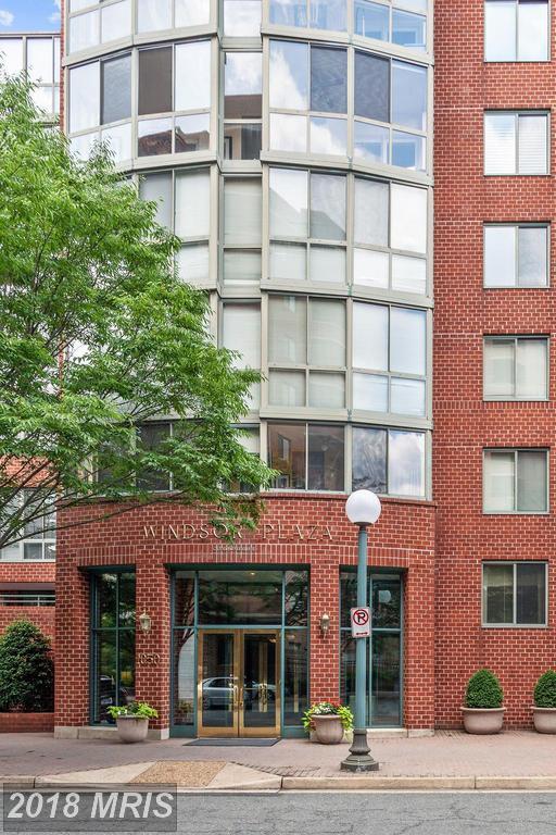 1050 Taylor Street N 1-513, Arlington, VA 22201 (#AR10282250) :: Bob Lucido Team of Keller Williams Integrity