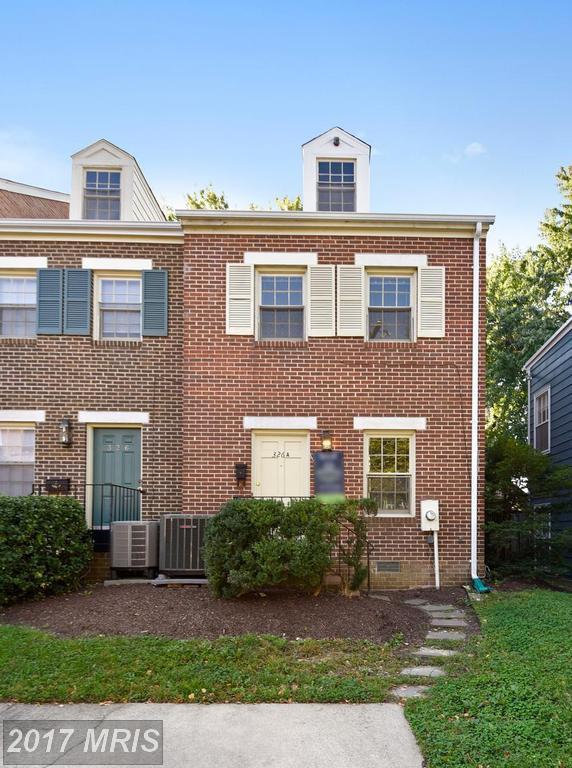 326-A Commerce Street, Alexandria, VA 22314 (#AX10060190) :: Pearson Smith Realty