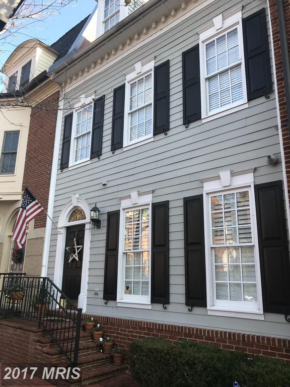 411 N Pitt Street, Alexandria, VA 22314 (#AX10113967) :: Tom & Cindy and Associates
