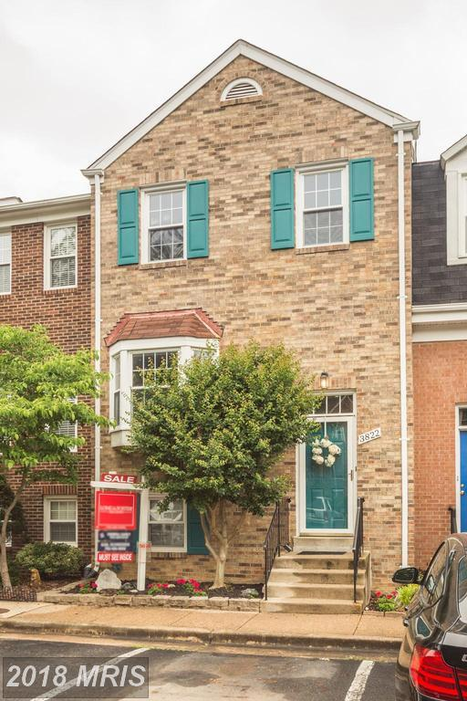 3822 Brighton Court, Alexandria, VA 22305 (#AX10207135) :: The Gus Anthony Team