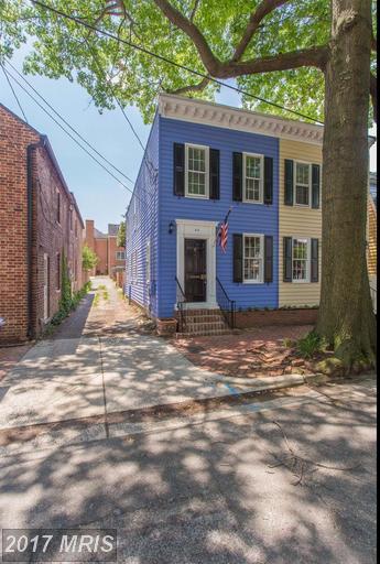 414 Queen Street, Alexandria, VA 22314 (#AX9983449) :: LoCoMusings