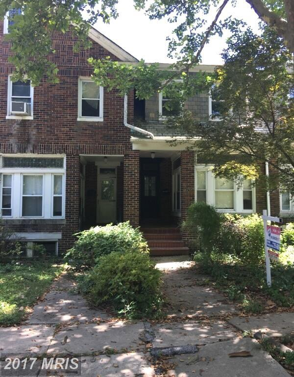 3207 Shannon Drive, Baltimore, MD 21213 (#BA10001271) :: Pearson Smith Realty