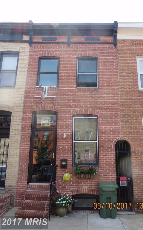 2631 Hudson Street, Baltimore, MD 21224 (#BA10021924) :: Pearson Smith Realty
