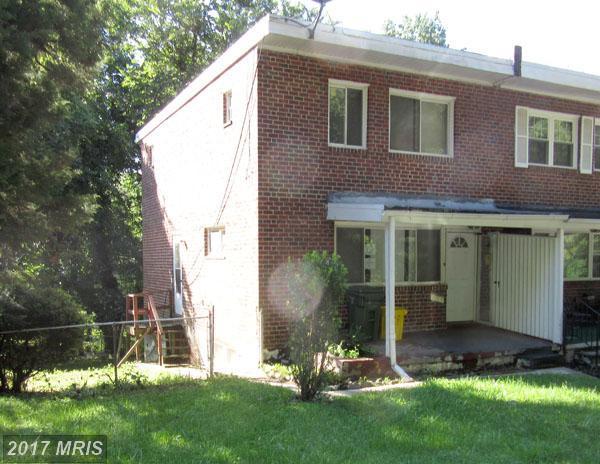 4309 Fairfax Road, Baltimore, MD 21216 (#BA10035018) :: Pearson Smith Realty