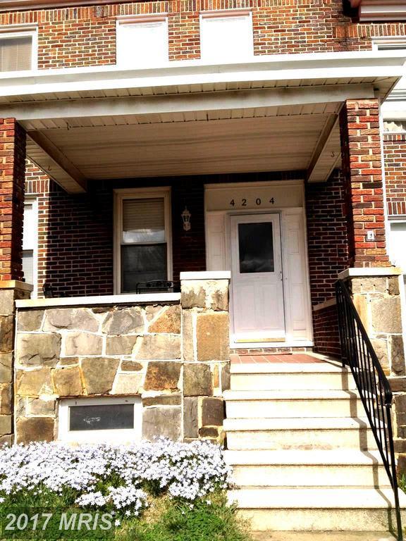 4204 Berger Avenue, Baltimore, MD 21206 (#BA10038343) :: Pearson Smith Realty
