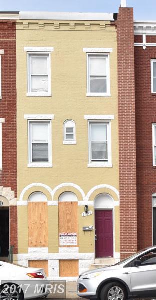 2104 Barclay Street, Baltimore, MD 21218 (#BA10042994) :: Pearson Smith Realty