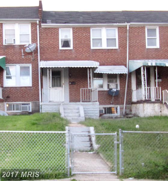2630 Federal Street E, Baltimore, MD 21213 (#BA10050491) :: Pearson Smith Realty