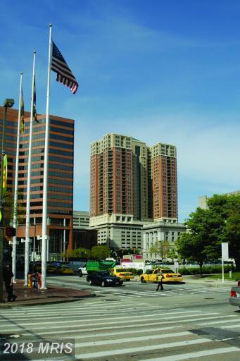 414 Water Street #1812, Baltimore, MD 21202 (#BA10052900) :: Dart Homes