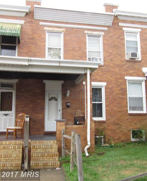 1905 Grinnalds Avenue, Baltimore, MD 21230 (#BA10056050) :: Pearson Smith Realty