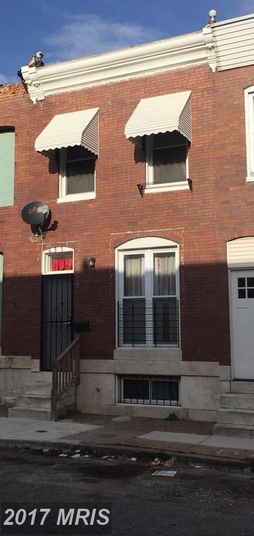 635 Belnord Avenue, Baltimore, MD 21205 (#BA10061392) :: Pearson Smith Realty