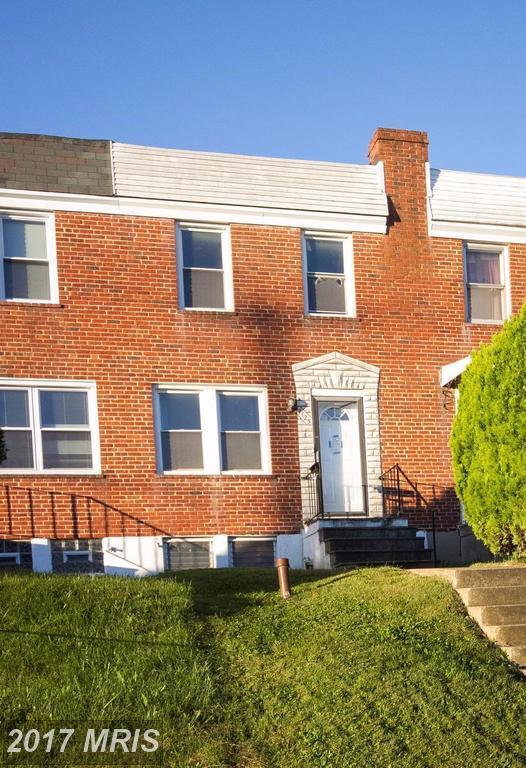 4125 Ardley Avenue, Baltimore, MD 21213 (#BA10067360) :: LoCoMusings