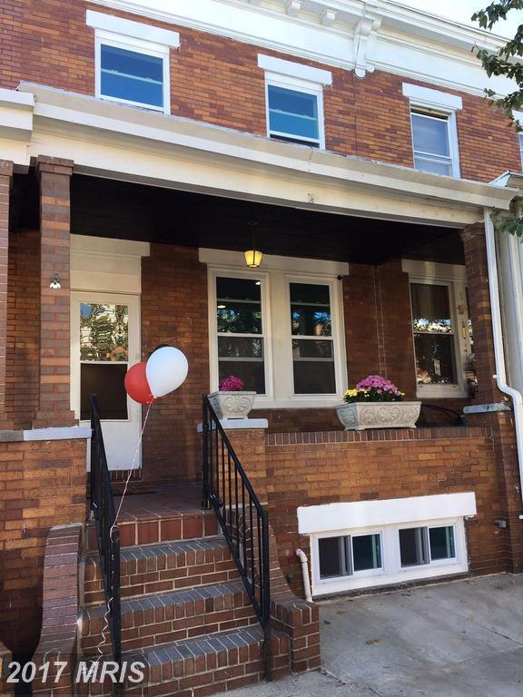 428 Drew Street, Baltimore, MD 21224 (#BA10070058) :: LoCoMusings