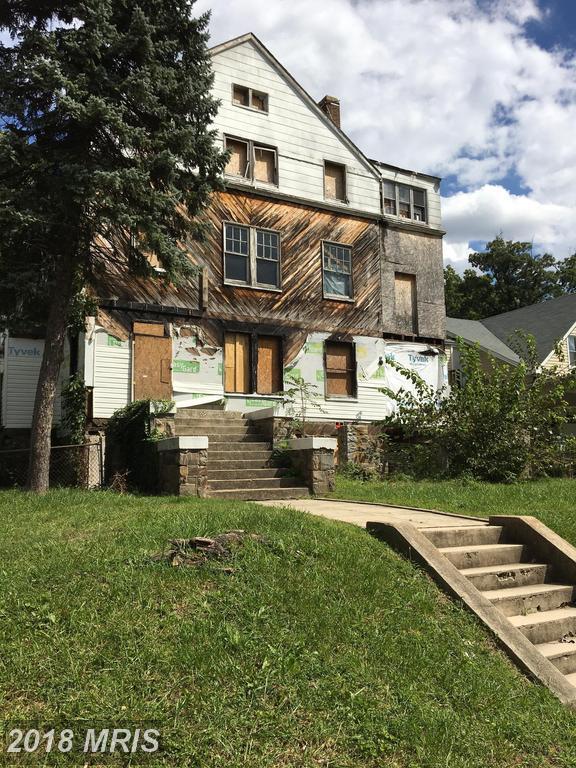 2809 Elsinore Avenue, Baltimore, MD 21216 (#BA10075716) :: Pearson Smith Realty