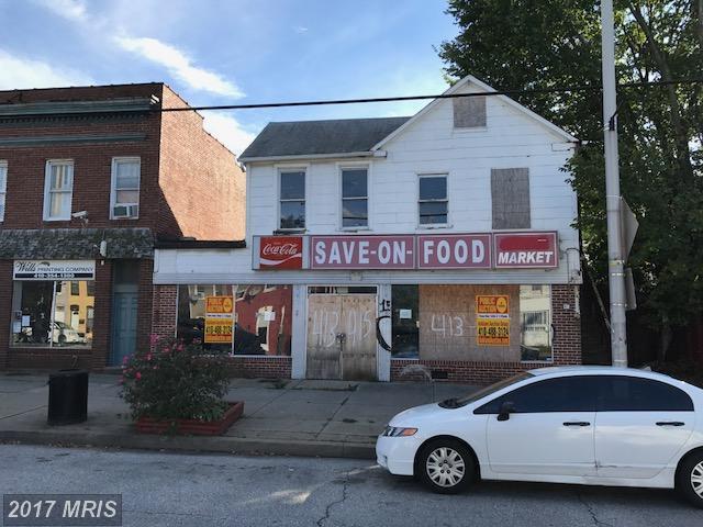 413 Patapsco Avenue E, Baltimore, MD 21225 (#BA10077288) :: LoCoMusings