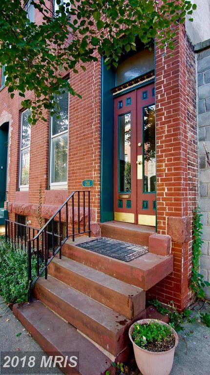2111 Pratt Street E, Baltimore, MD 21231 (#BA10078165) :: Pearson Smith Realty
