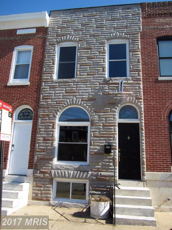 311 East Avenue S, Baltimore, MD 21224 (#BA10081769) :: The Dailey Group