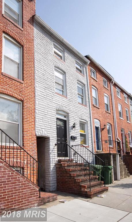 2020 Bank Street, Baltimore, MD 21231 (#BA10081792) :: Pearson Smith Realty