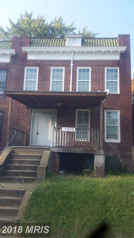 3920 Norfolk Avenue, Baltimore, MD 21216 (#BA10083421) :: The Gus Anthony Team