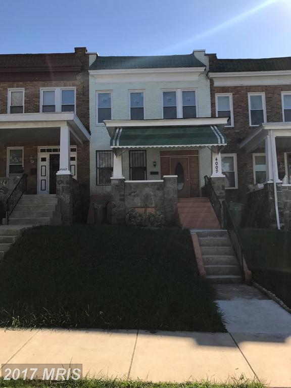 4009 Fairview Avenue, Baltimore, MD 21216 (#BA10088386) :: Pearson Smith Realty