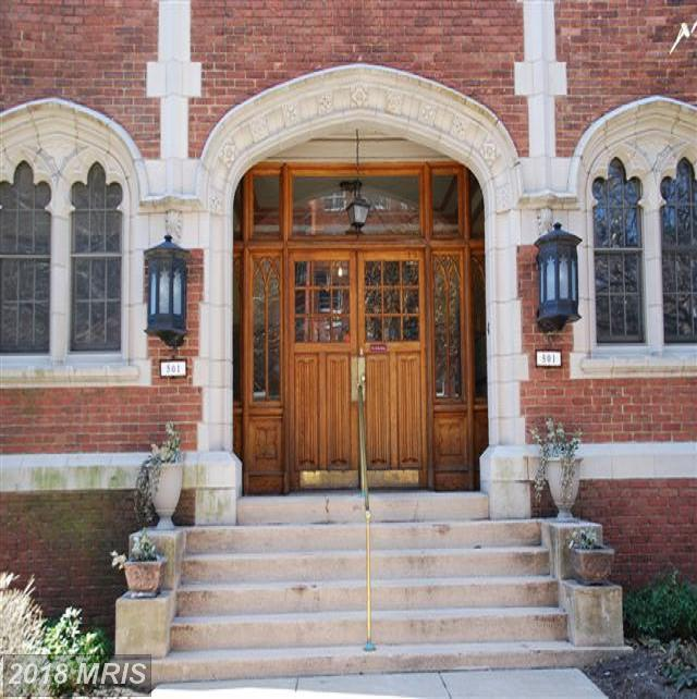 501 University Parkway 2B, Baltimore, MD 21210 (#BA10088411) :: Pearson Smith Realty