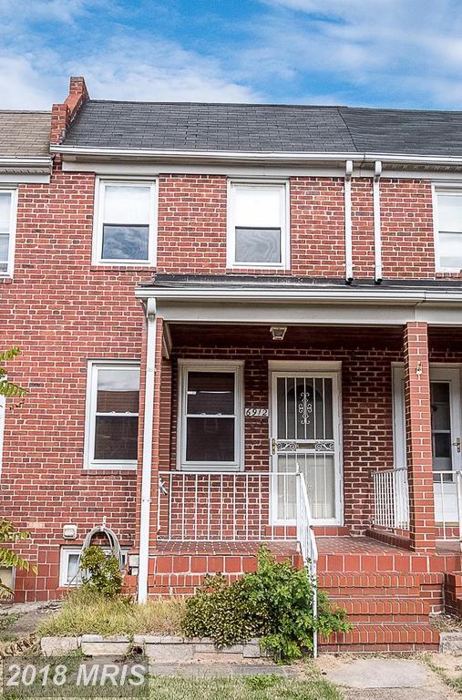 6912 Bank Street, Baltimore, MD 21224 (#BA10091922) :: Pearson Smith Realty