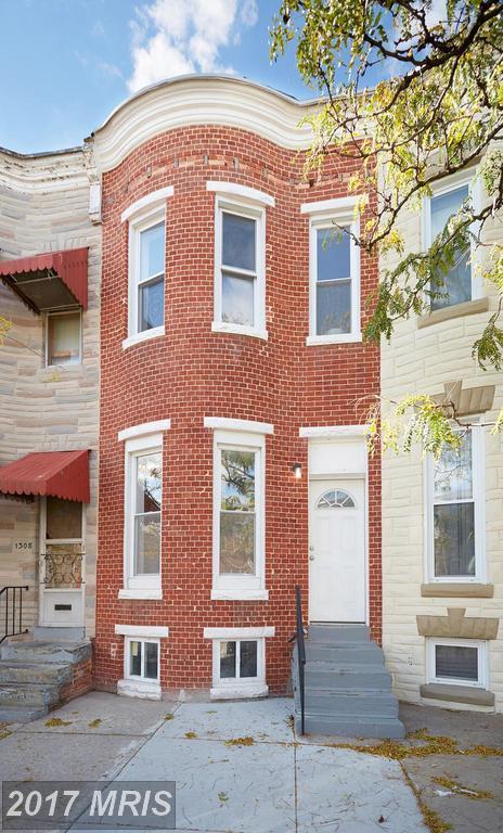 1306 Carey Street, Baltimore, MD 21230 (#BA10092604) :: Pearson Smith Realty