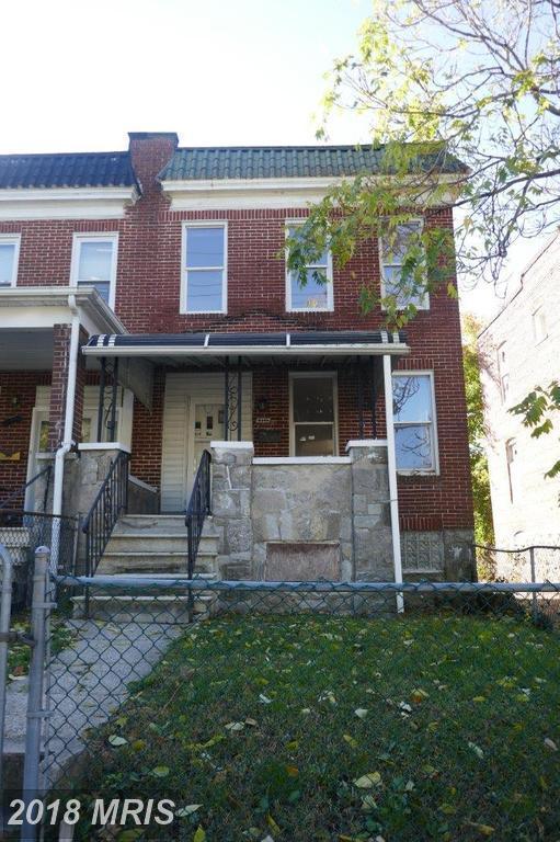 4548 Pimlico Road, Baltimore, MD 21215 (#BA10094898) :: Pearson Smith Realty