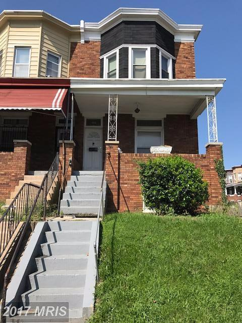 810 Bentalou Street, Baltimore, MD 21216 (#BA10102803) :: Pearson Smith Realty