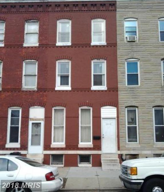 2039 Division Street, Baltimore, MD 21217 (#BA10105546) :: Pearson Smith Realty