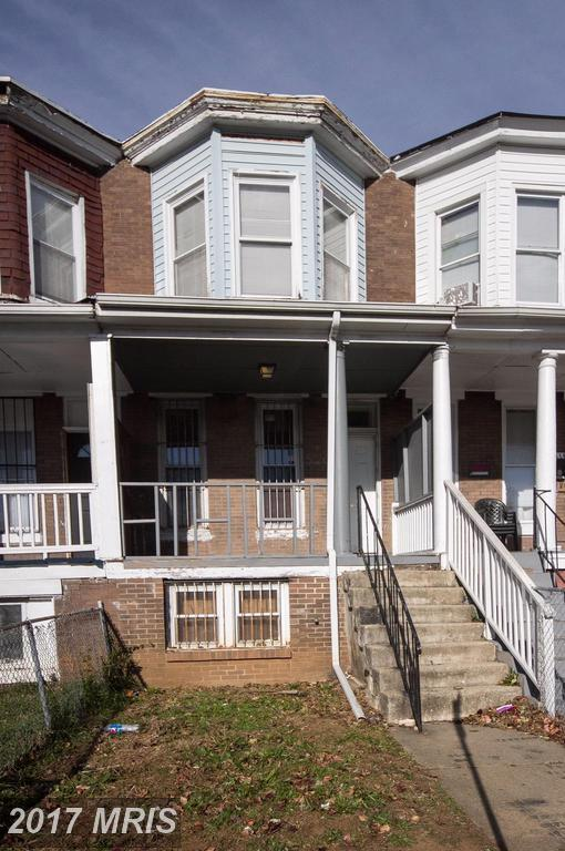 3620 Belvedere Avenue, Baltimore, MD 21215 (#BA10106132) :: The MD Home Team