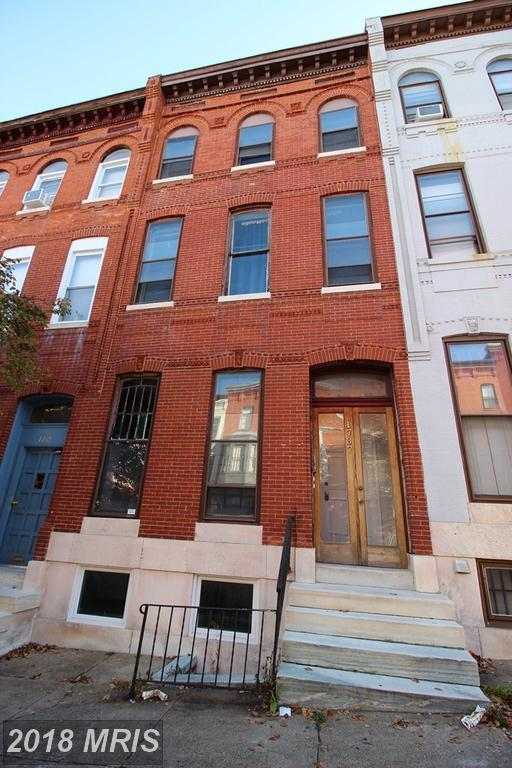 1737 Park Avenue, Baltimore, MD 21217 (#BA10108913) :: The Gus Anthony Team