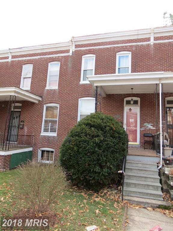 723 Melville Avenue, Baltimore, MD 21218 (#BA10120684) :: CORE Maryland LLC