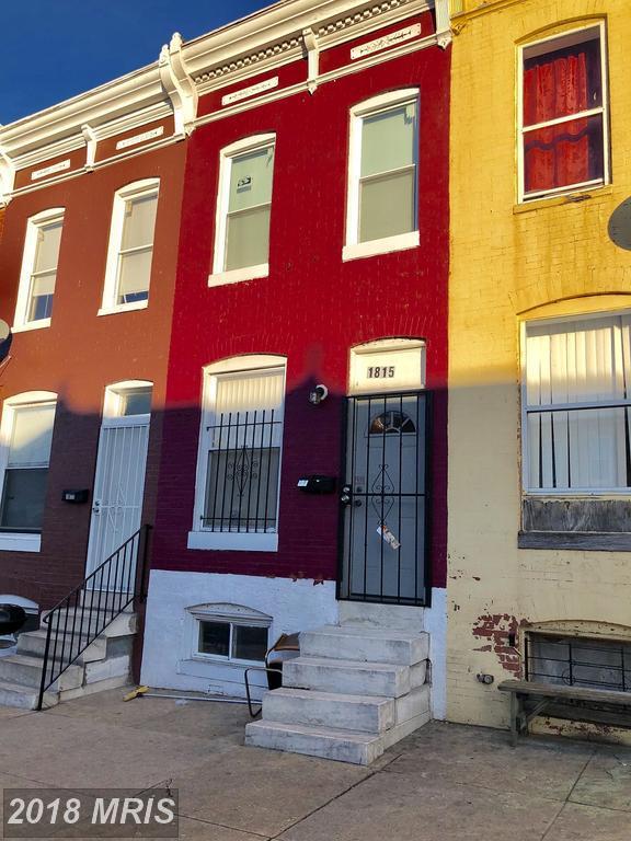 1815 Montford Avenue, Baltimore, MD 21213 (#BA10122589) :: Pearson Smith Realty